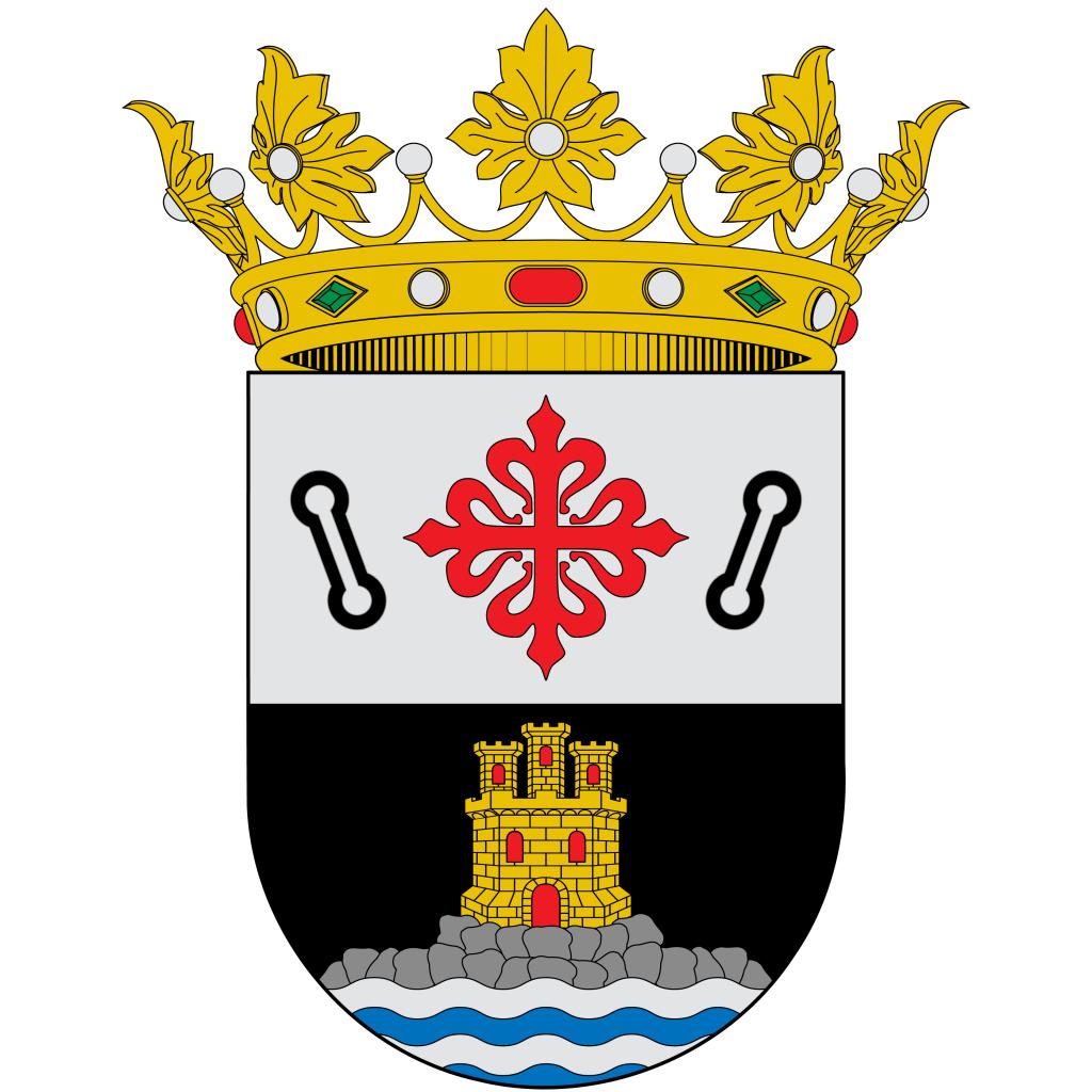 Coat of Arms Castell de Castells